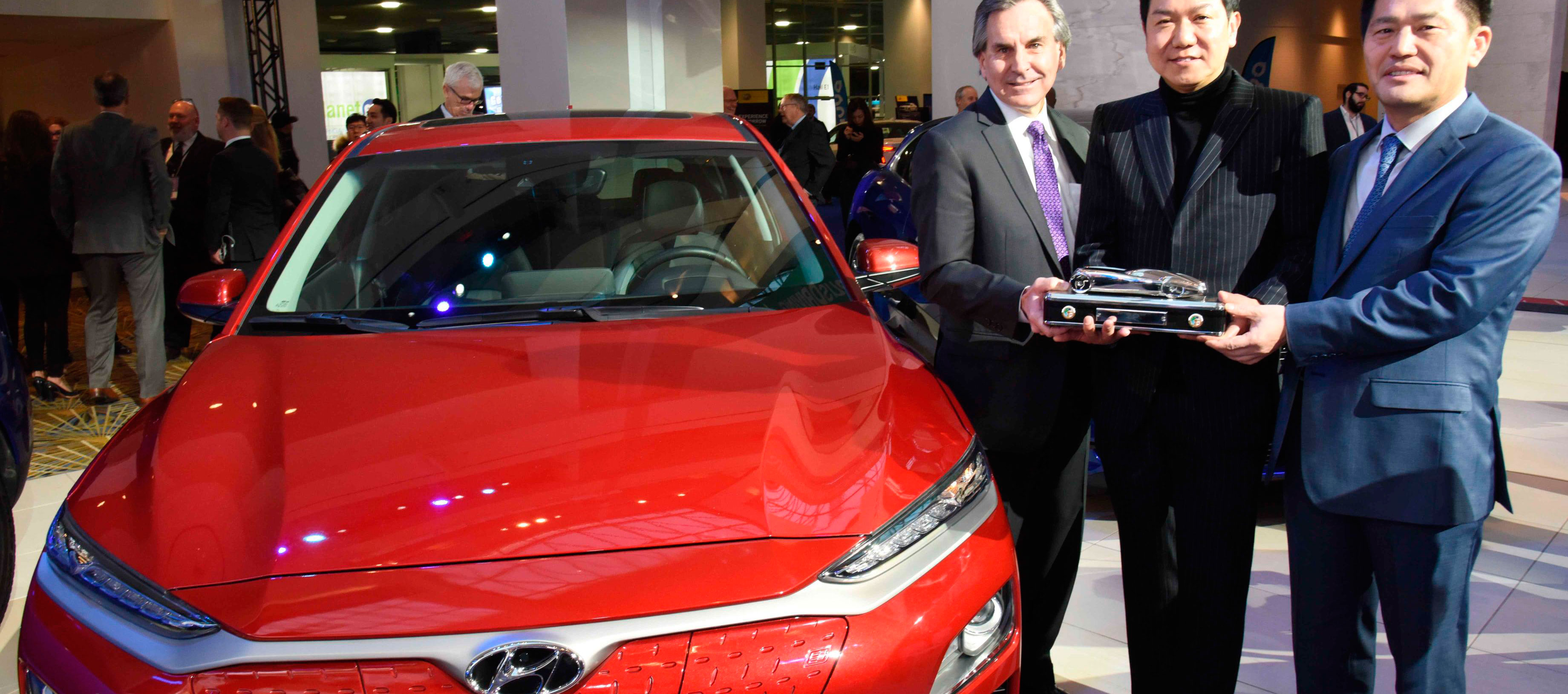 Hyundai Kona, vehículo utilitario Norteamericano de 2019