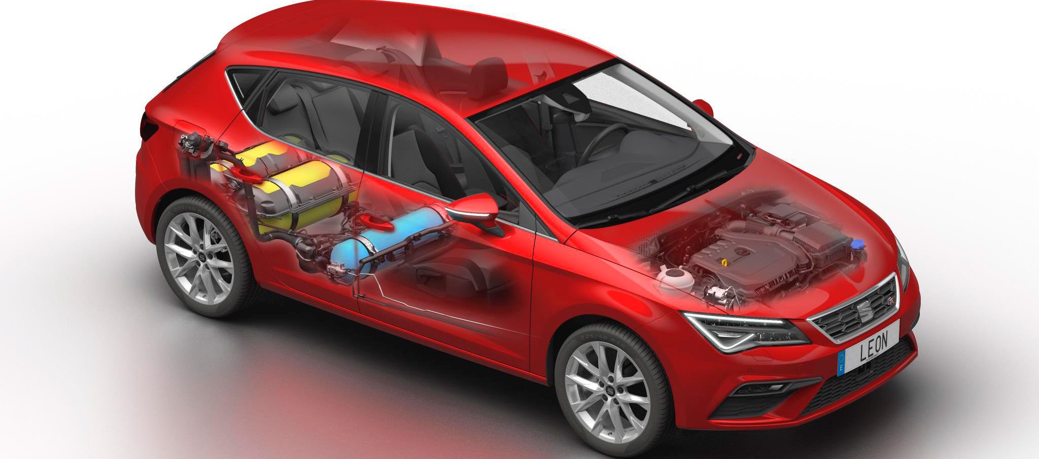 Seat León TGI ya disponible en el mercado español