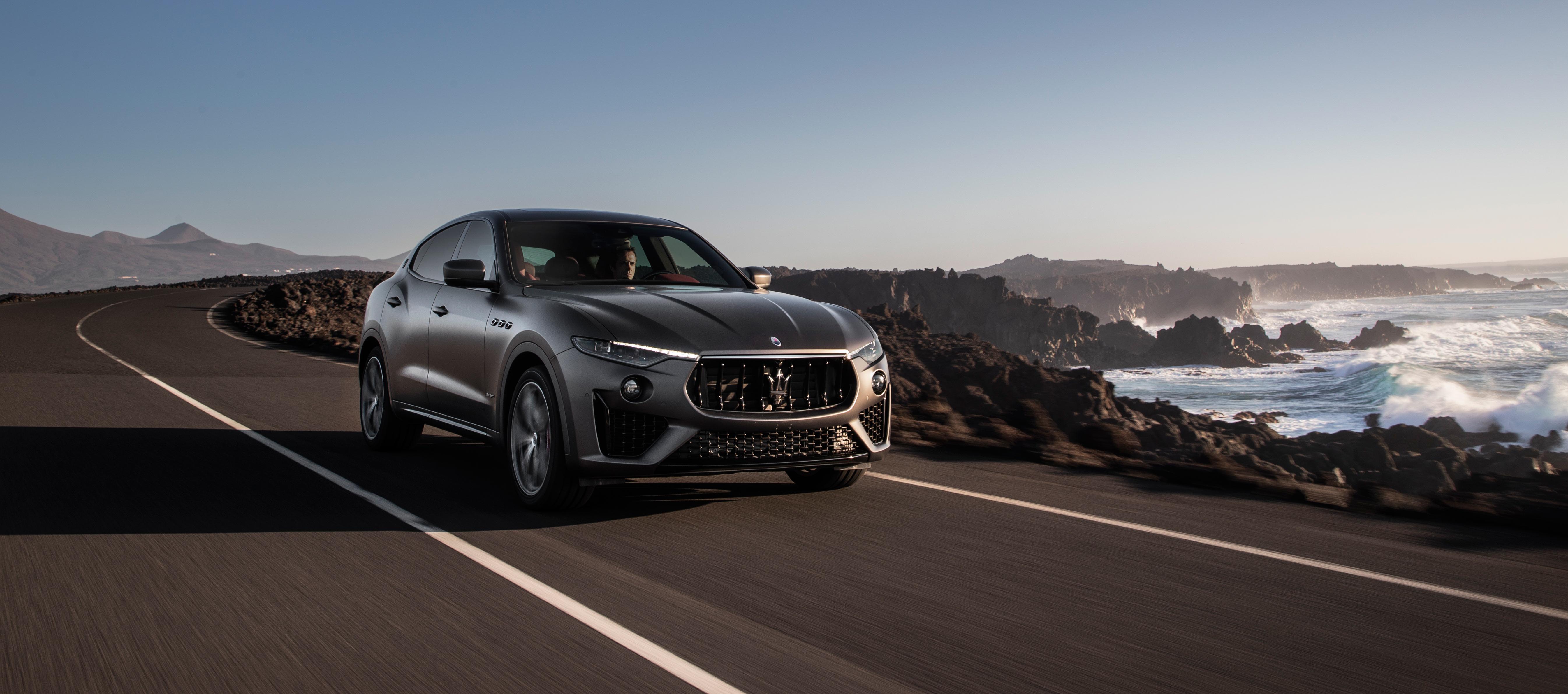 Maserati Levante Vulcano, la nueva Edición Limitada