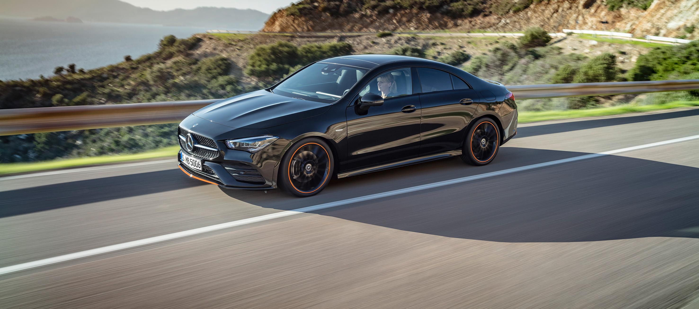 Nuevo Mercedes-Benz CLA Coupé en el CES de Las Vegas