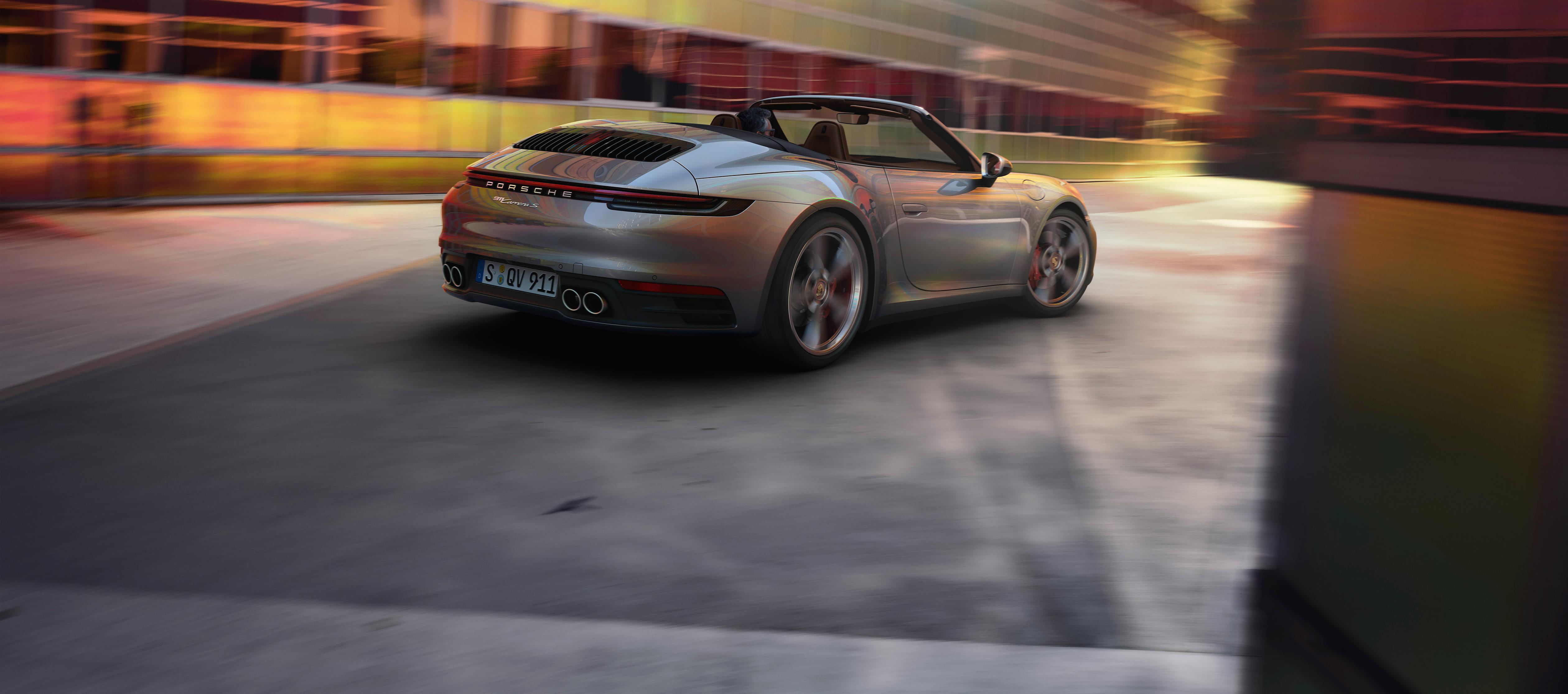 Porsche 911 Cabrio, el icono de los deportivos al aire libre