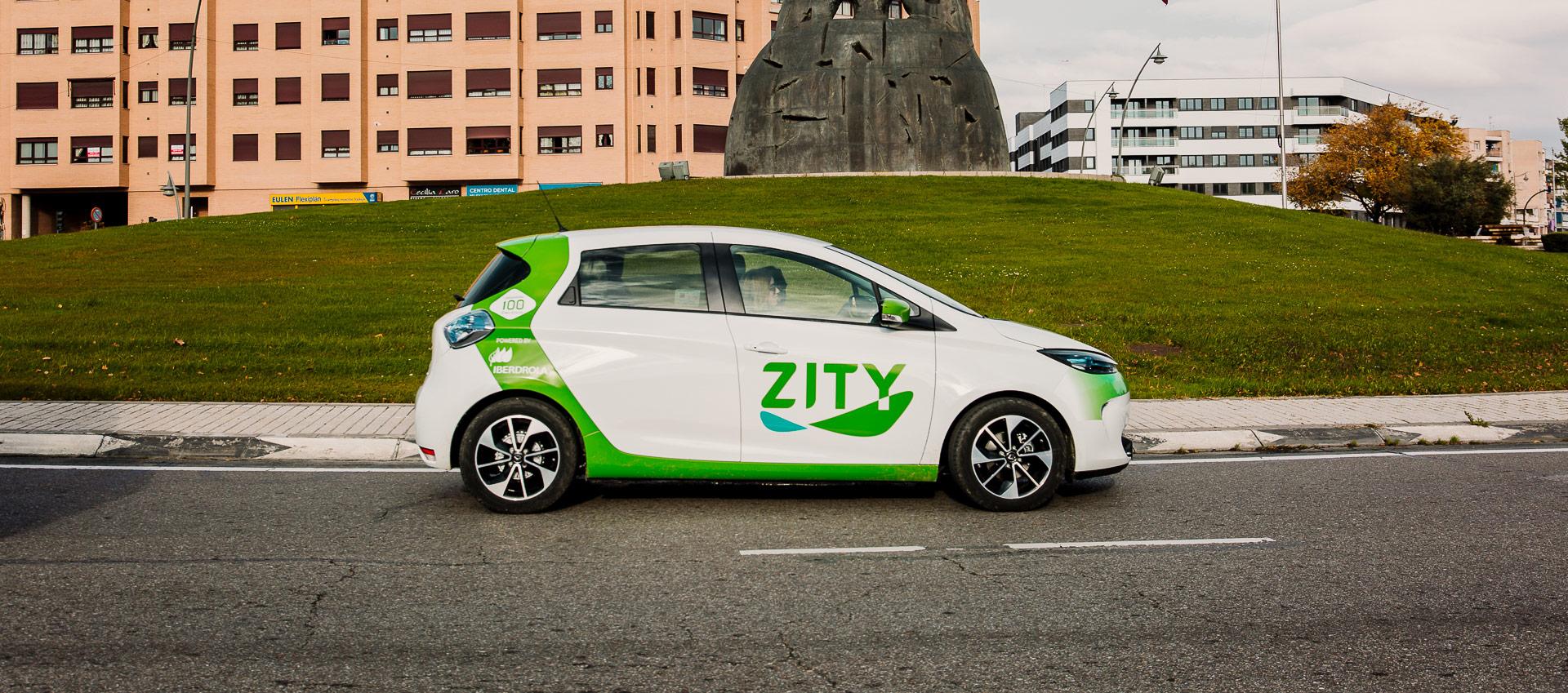 ZITY amplía su zona de servicio a Alcobendas