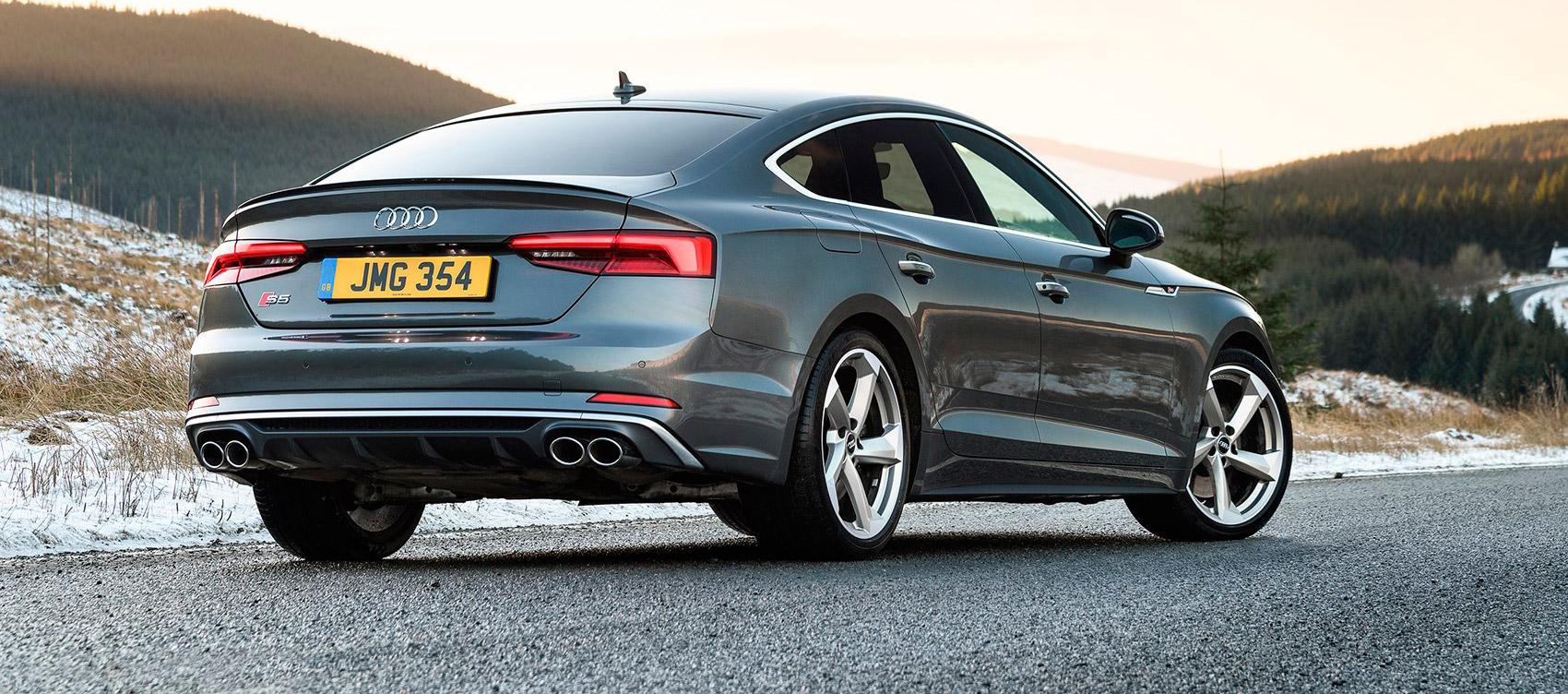 Nos vamos de visita a rne con el nuevo Audi A5 Sportback