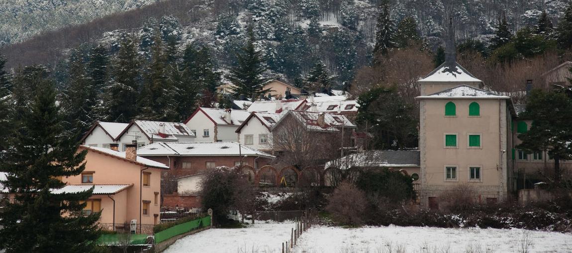 Sierra de Madrid - Cuenca de Guadarrama - Parte II