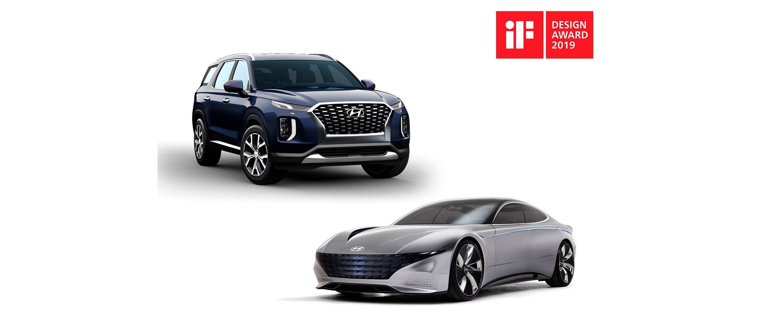 Hyundai gana dos premios iF Design Award 2019