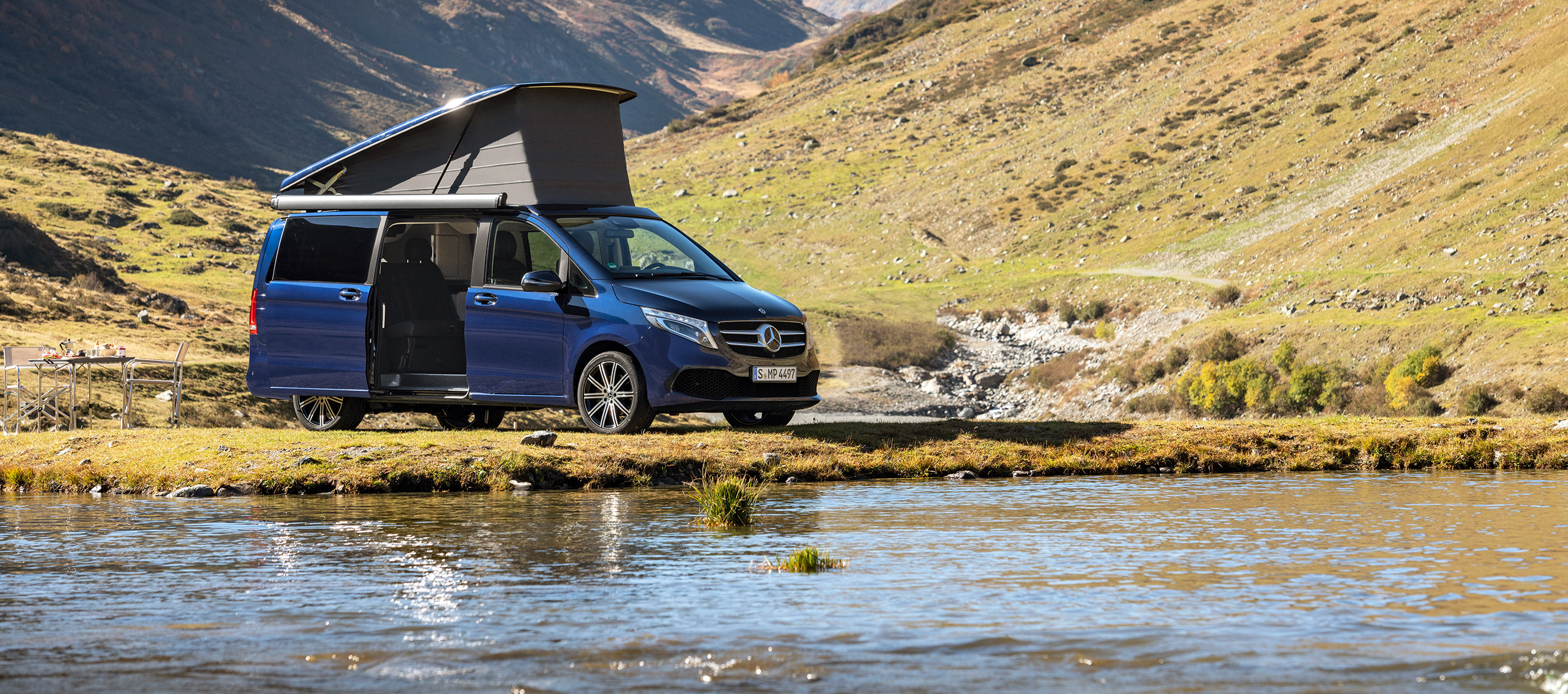 Mercedes-Benz Clase V, renovación del Best-Seller del segmento