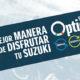 """SUZUKI OPTION"" LA MEJOR FORMA DE DISFRUTAR TU SUZUKI"
