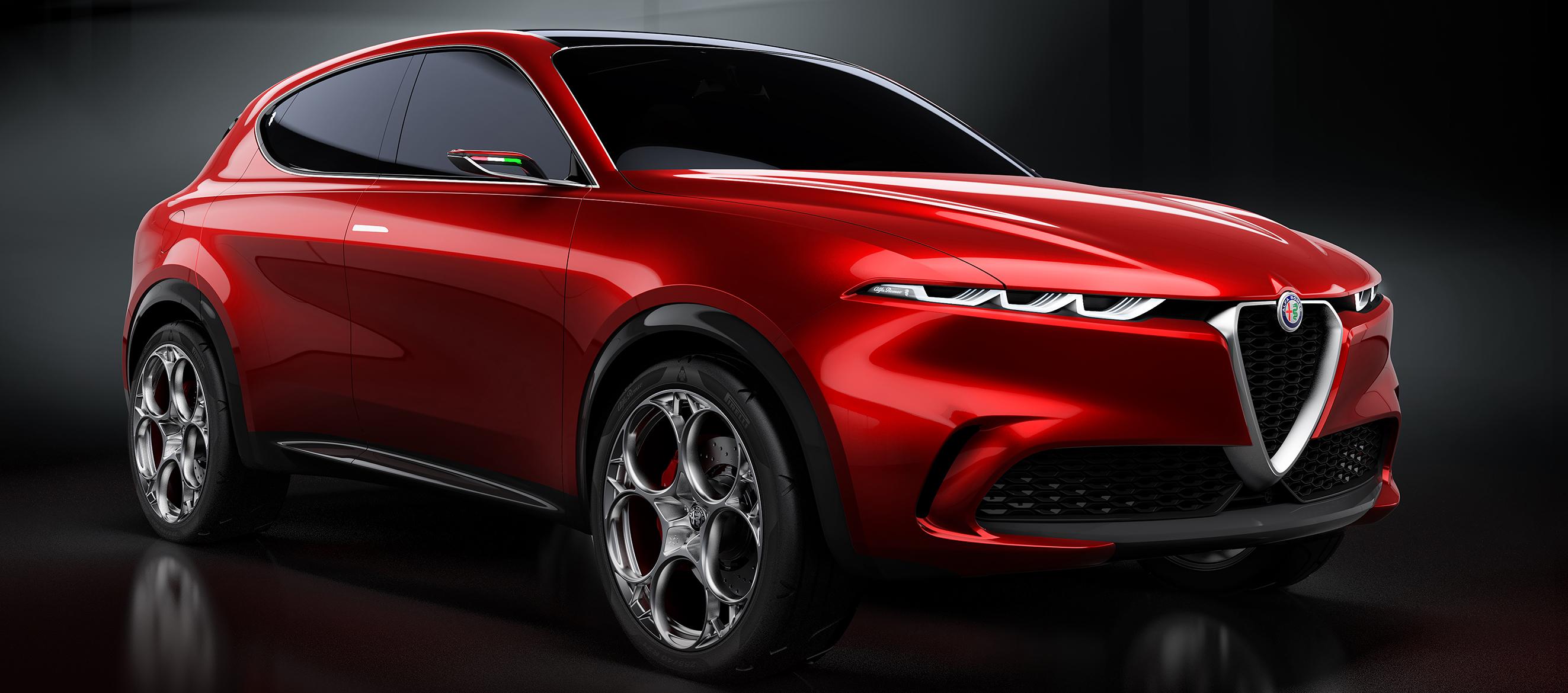 Alfa Romeo Tonale el primer PHEV de la marca