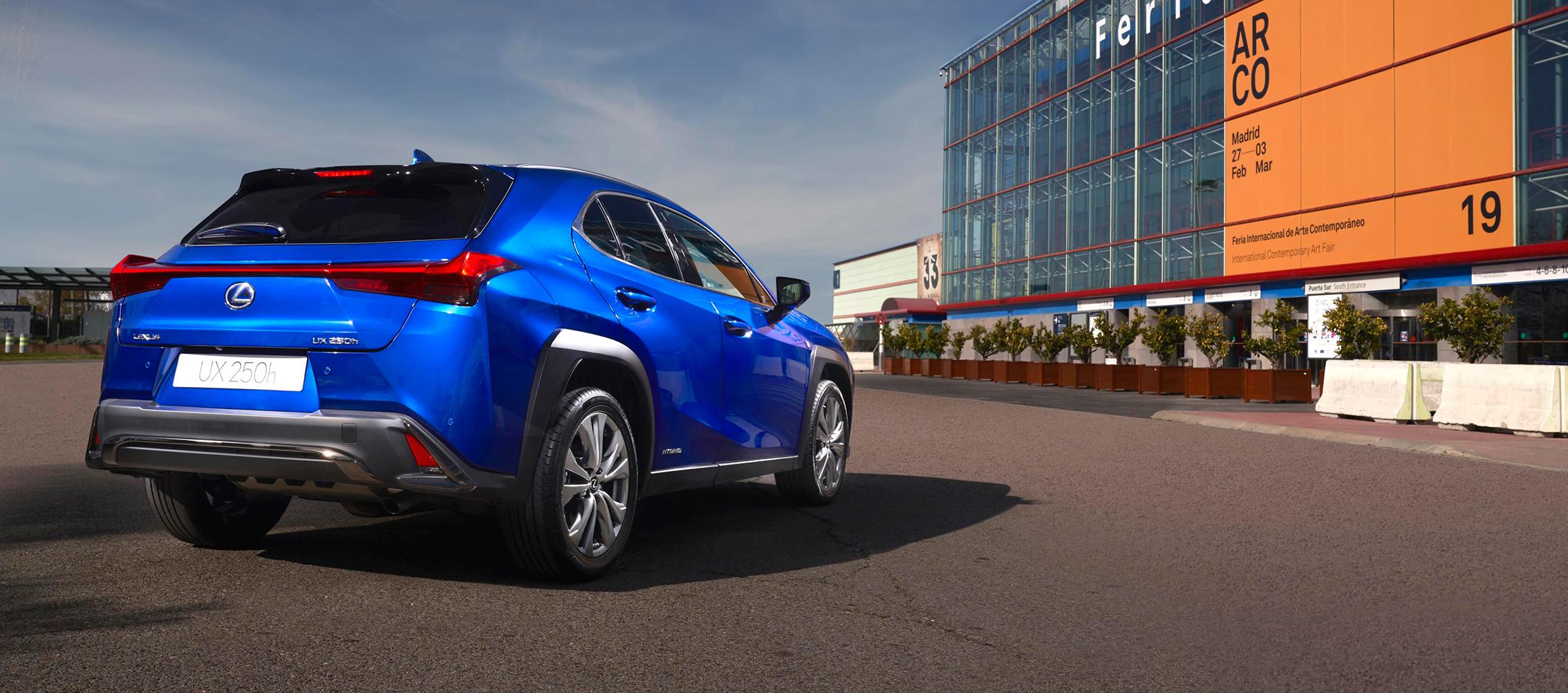 Lexus España lanza el concurso de diseño Lexus Art Car