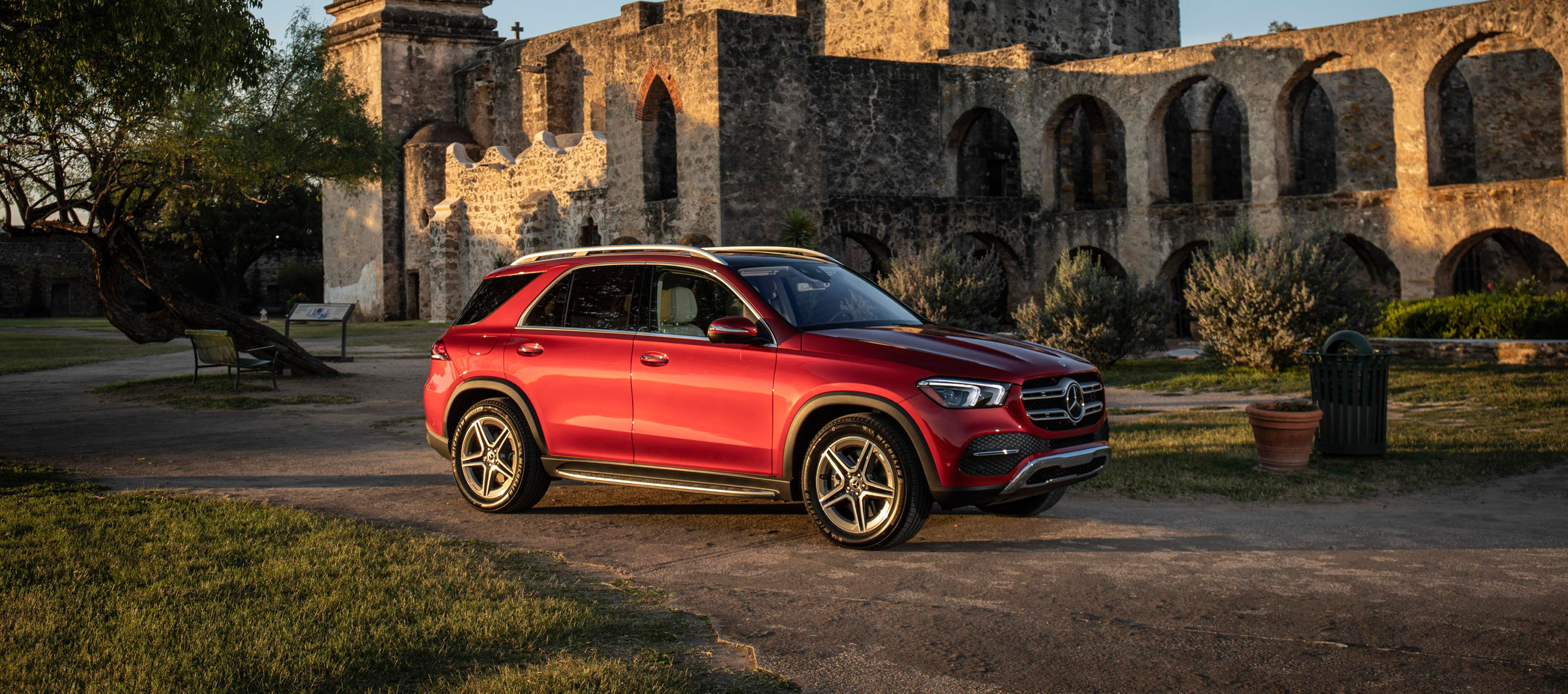 Mercedes-Benz GLE EQ 48V ya disponible en el Mercado Español