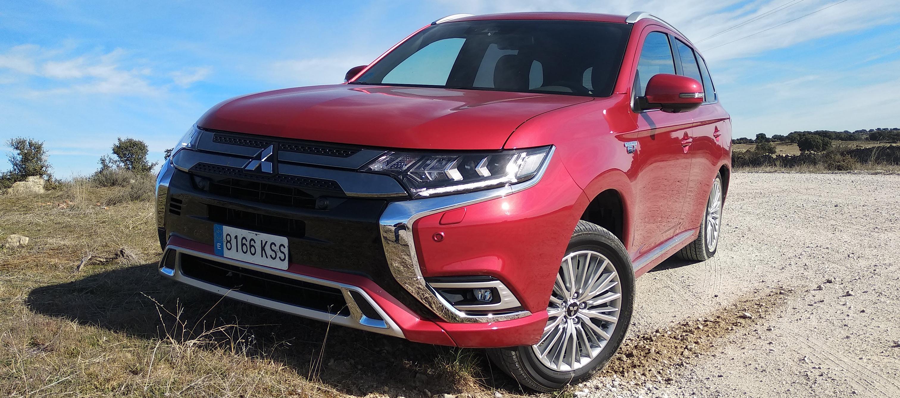 Mitsubishi Outlander PHEV éxito de ventas