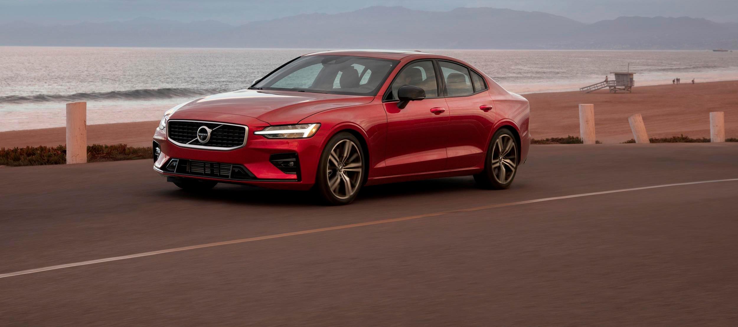 Volvo limitará a 180 km/h la velocidad máxima de sus vehículos