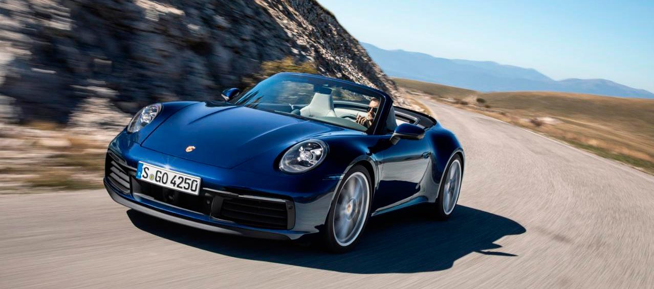 Porsche presenta 3 novedades en el salón de Ginebra