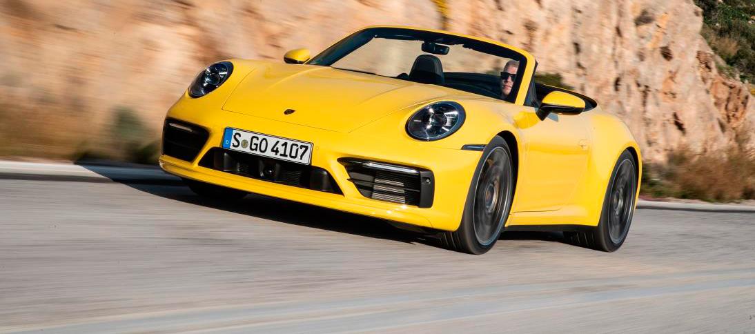 Porsche A.G. apuesta decididamente por los vehículos eléctricos