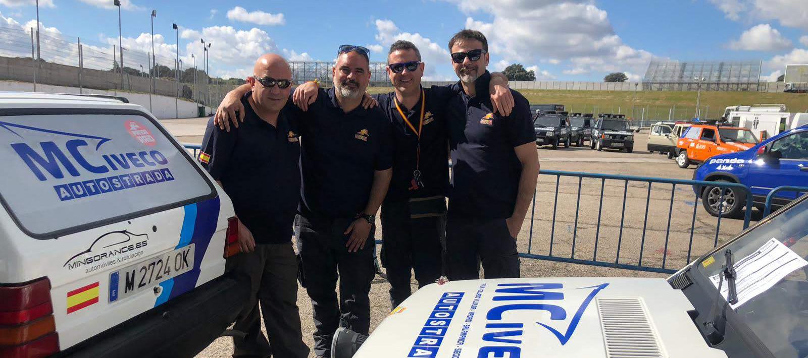 Loeches Team, 2º Clasificado en el Panda Raid 2019 categoría 4x2