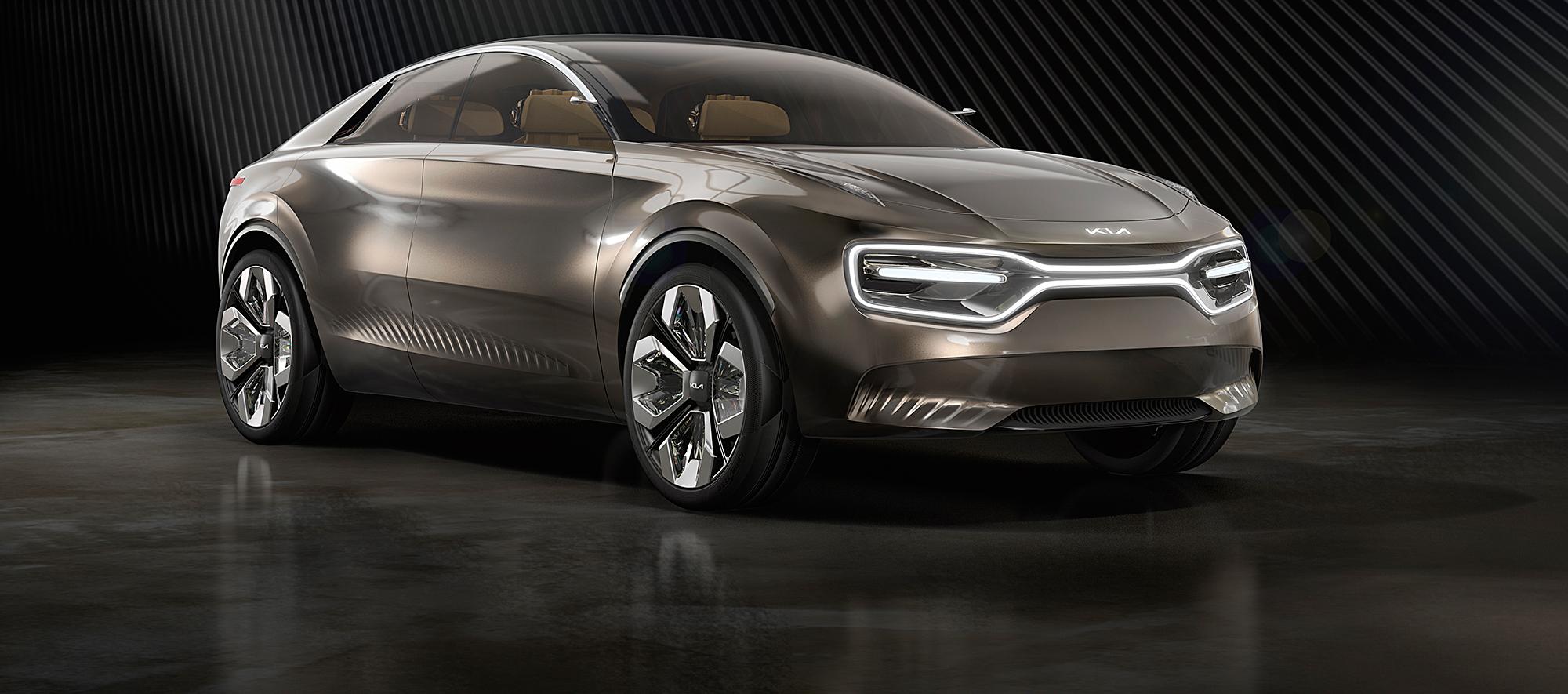 KIA presenta su nuevo Concept Car eléctrico