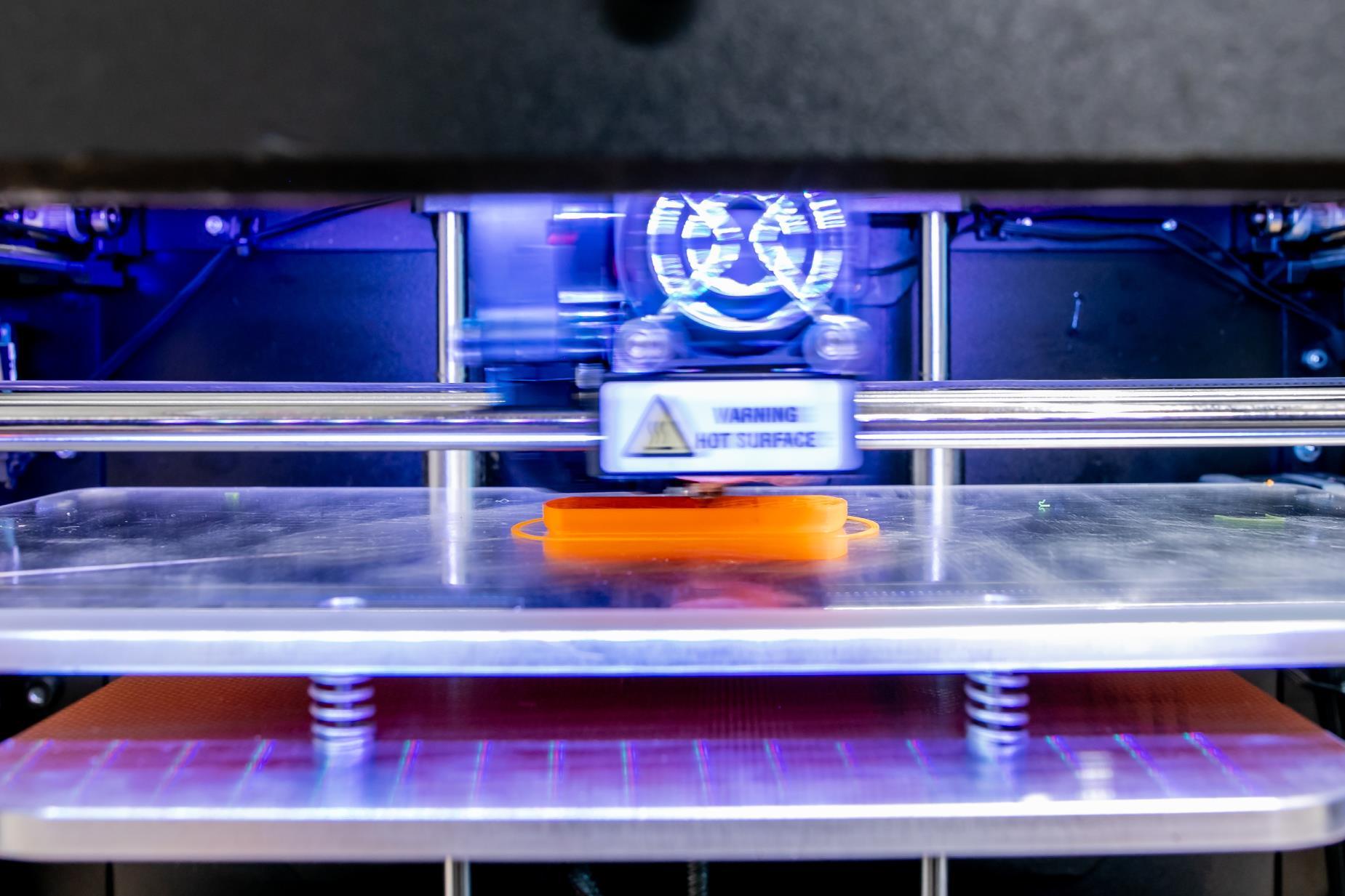AUDI utiliza la impresión 3D en sus procesos de fabricación