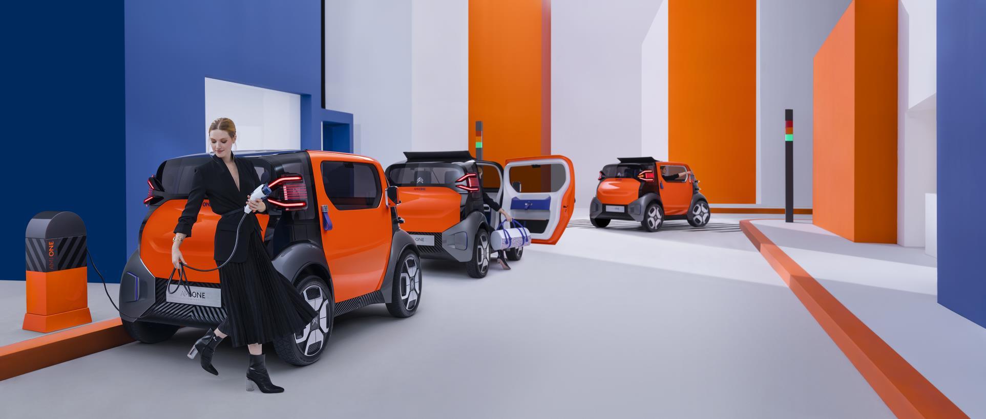 Citroën el el Salón Internacional del Automóvil e Shanghai
