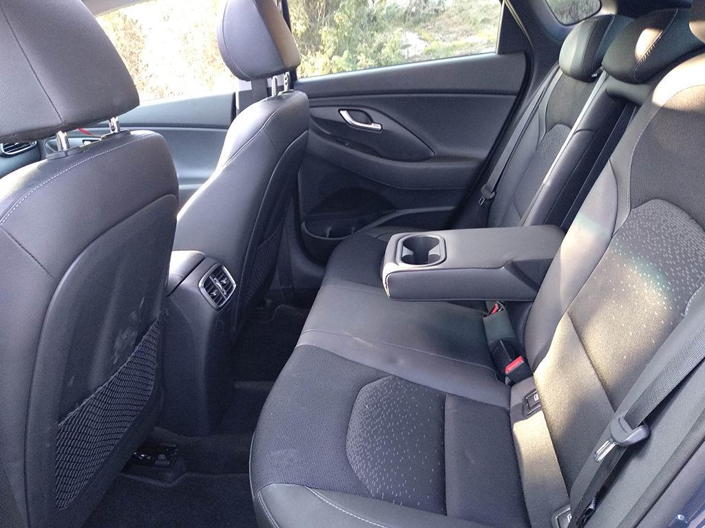 i30 Fastback de Hyundai, notable lo mires por donde lo mires