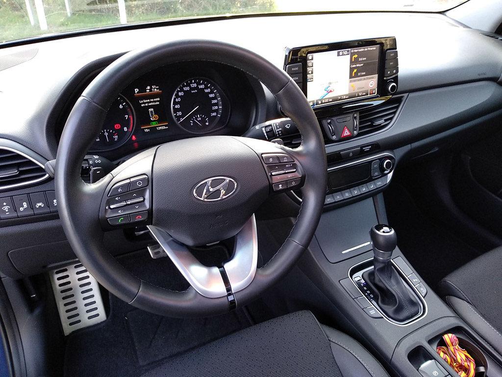 Hyundai i30 Fastback notable lo mires por donde lo mires