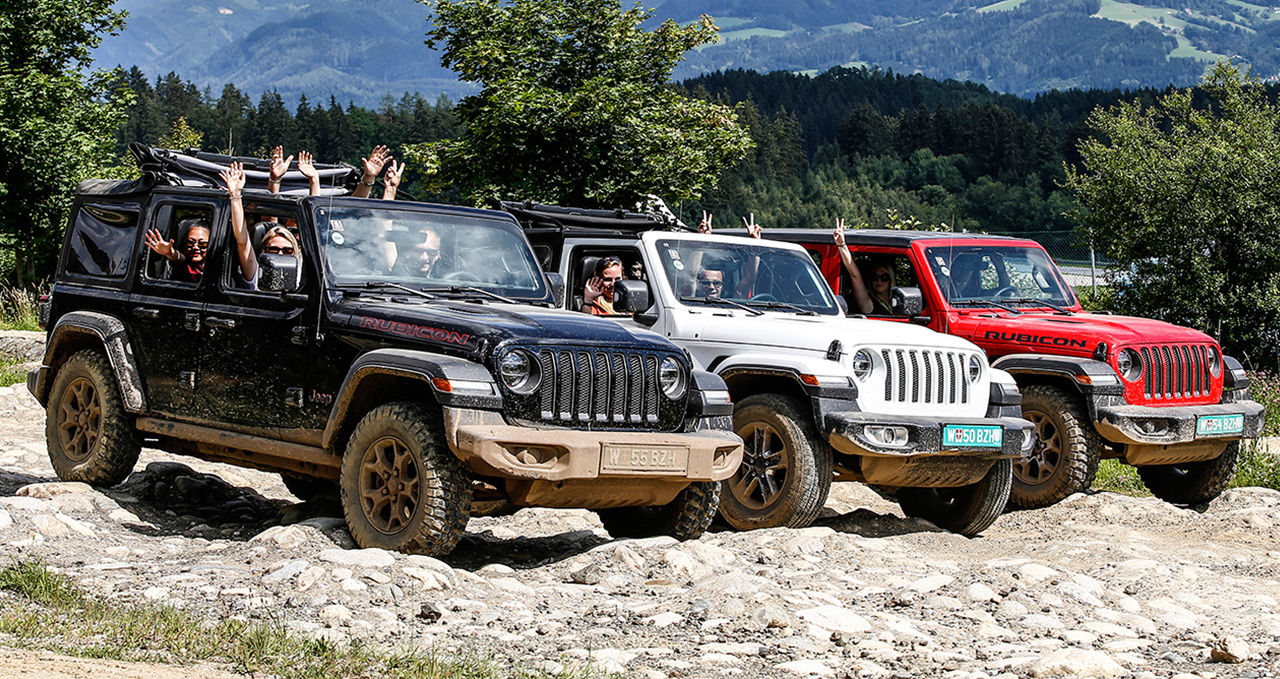 El 04/04 es el Jeep 4x4 Day