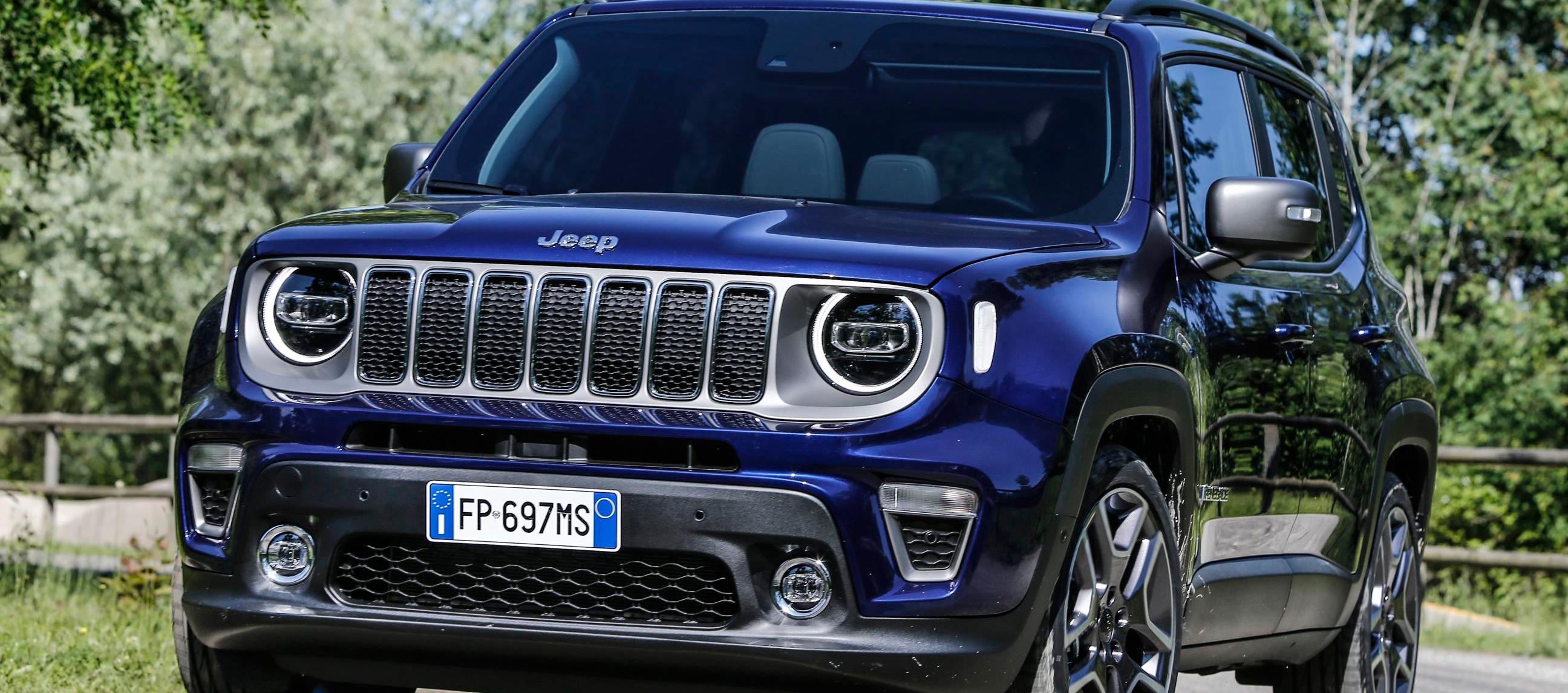 AUTO88 convierte Jeep a híbridos GLP