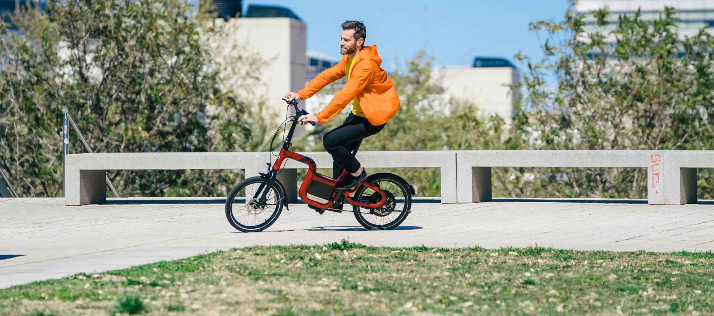 Kymco e-Bikes con descuentos muy interesantes