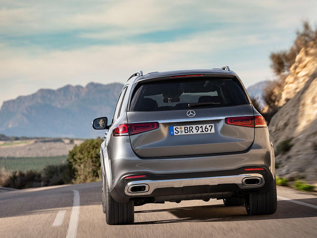 Nuevo Mercedes-Benz GLS el SUV de Mercedes de gama alta