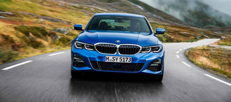 Nuevo BMW Serie3 protagonista en el Passion Tech BMW Days