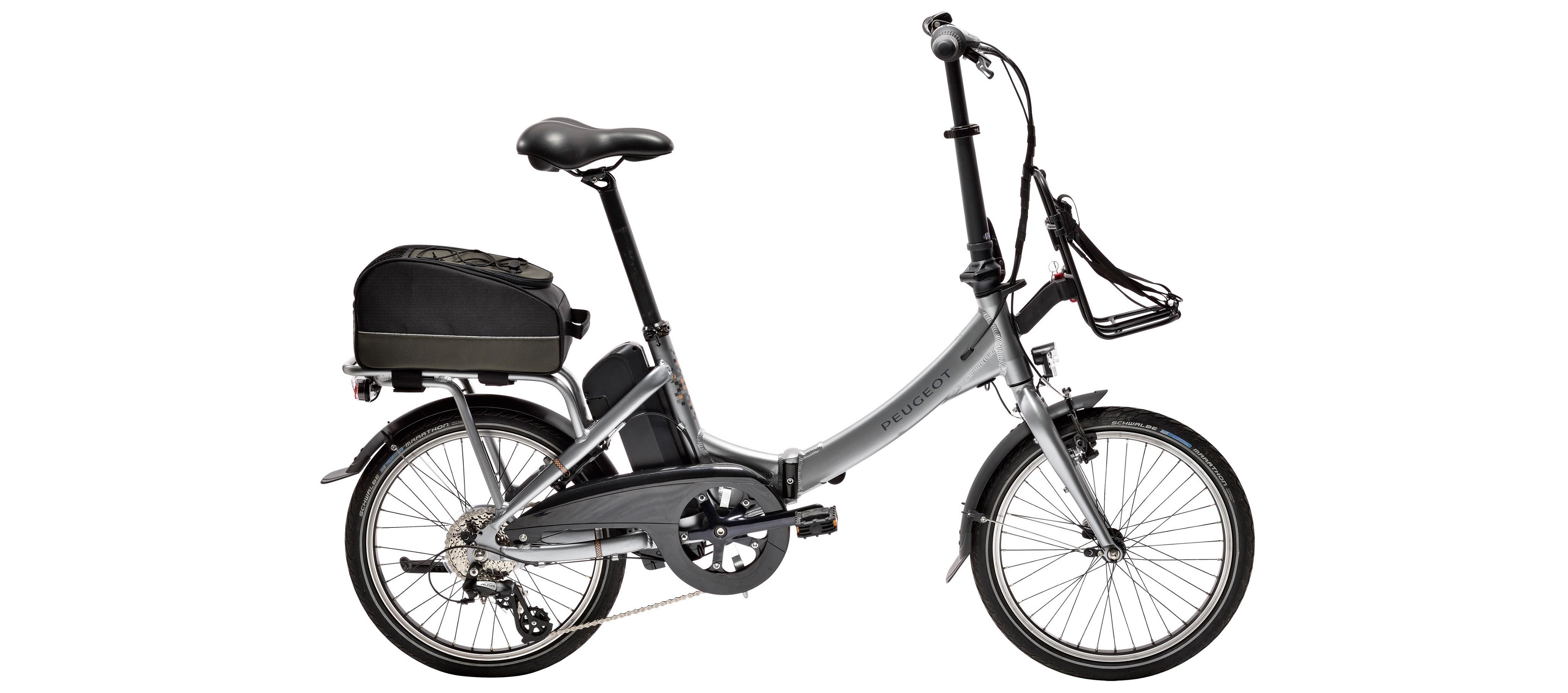 Peugeot eF02 la revolución de las bicicletas