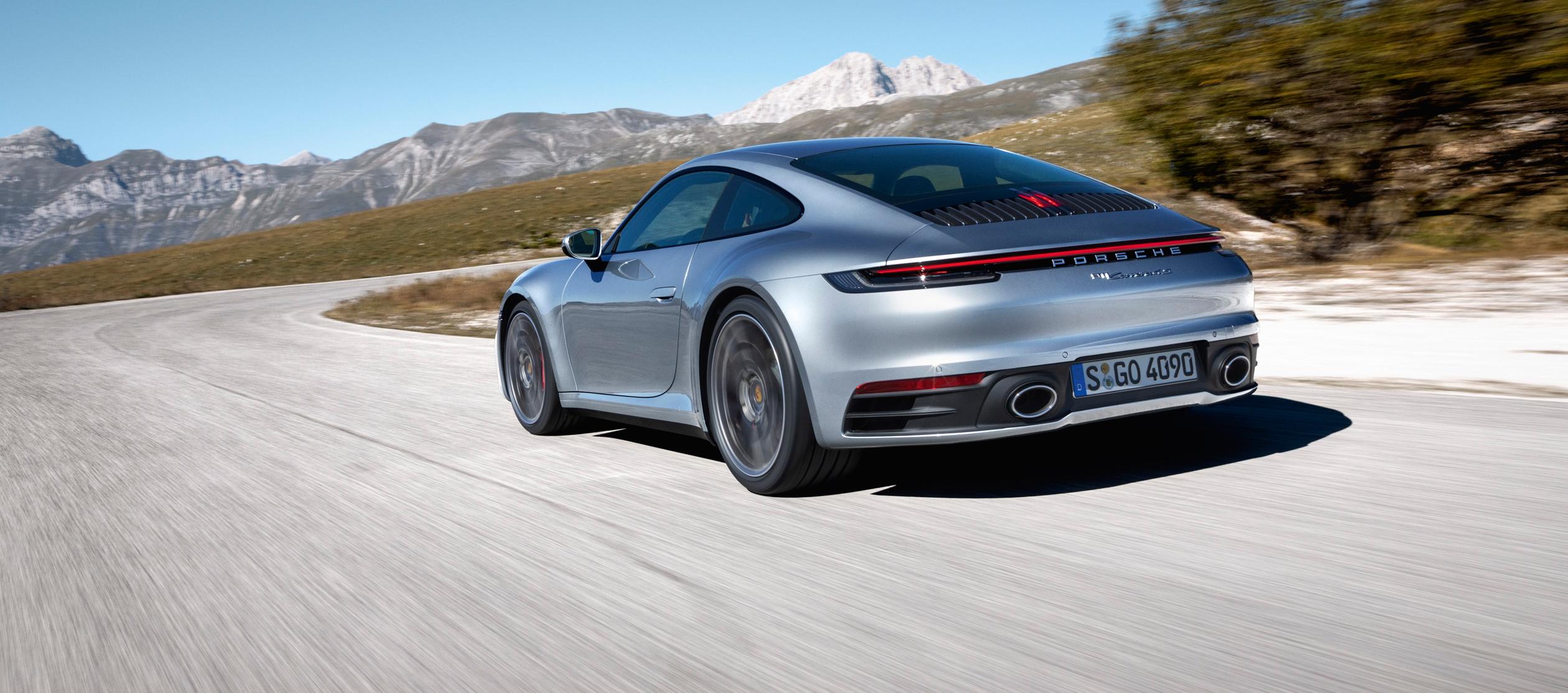 Nuevo Porsche 911 Cabrio, la excelencia del diseño de la carrocería