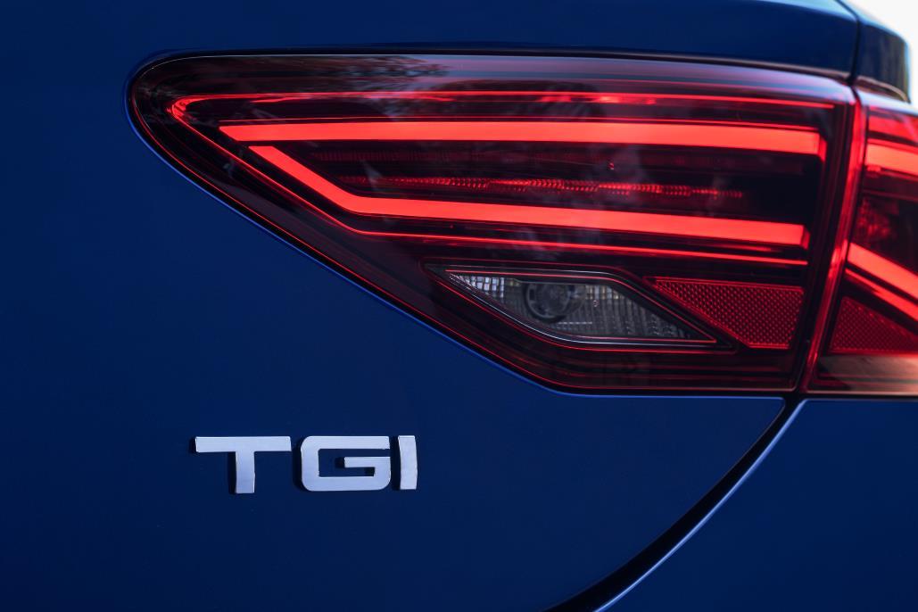 SEAT piensa en el futuro con la más completa gama de TGI