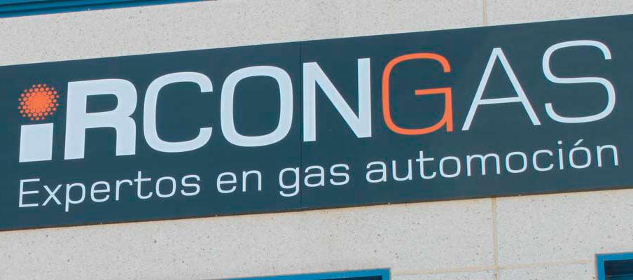 GLP instalación de depósito en el coche por iRCONGAS