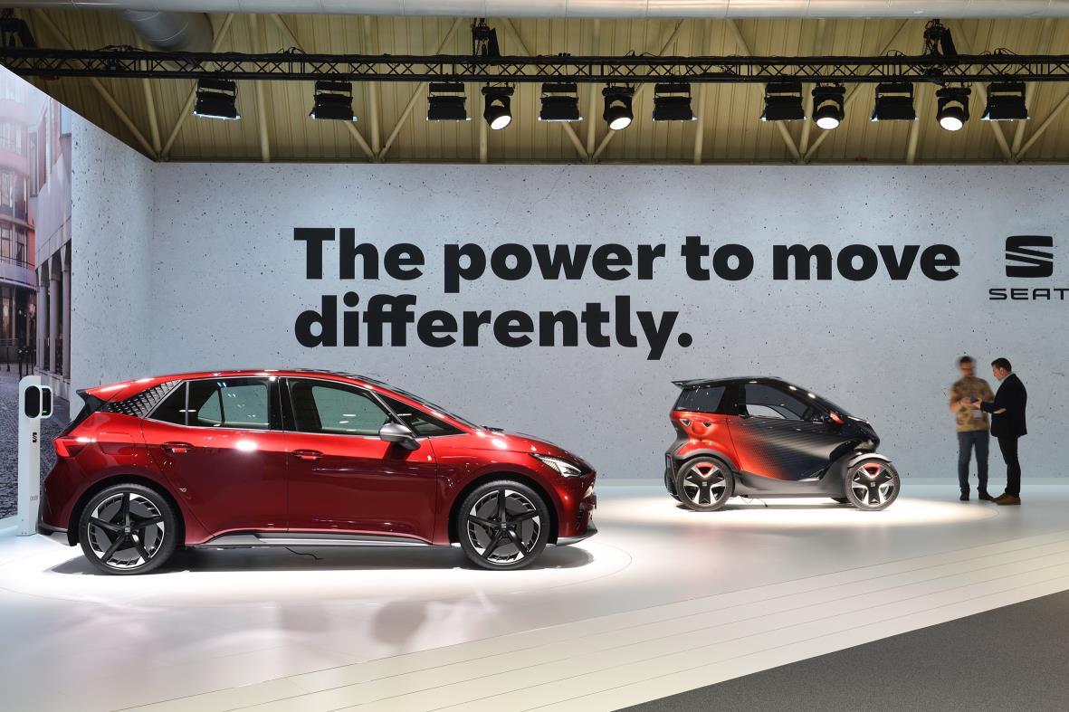 Automobile Barcelona 2019: SEAT despliega su ofensiva eléctrica