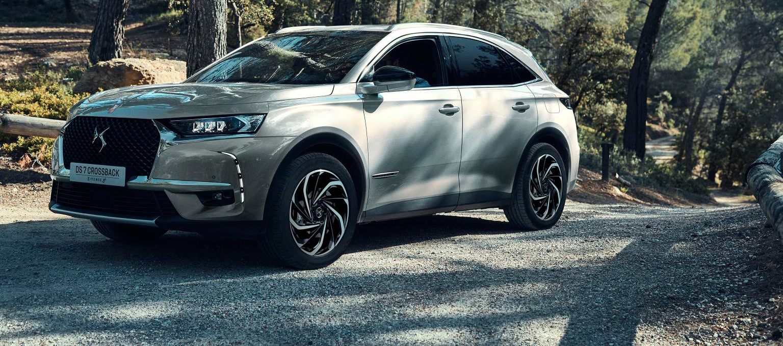 DS 7 Crossback e-Tense 4x4 Ultra eficiente