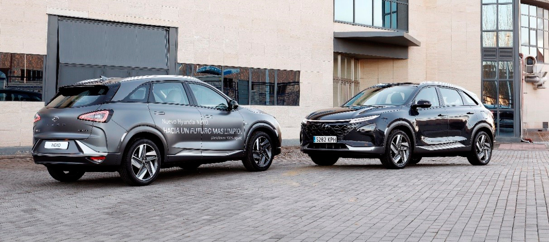 Hyundai muestra su flota de vehículos ecológicos en el VEM