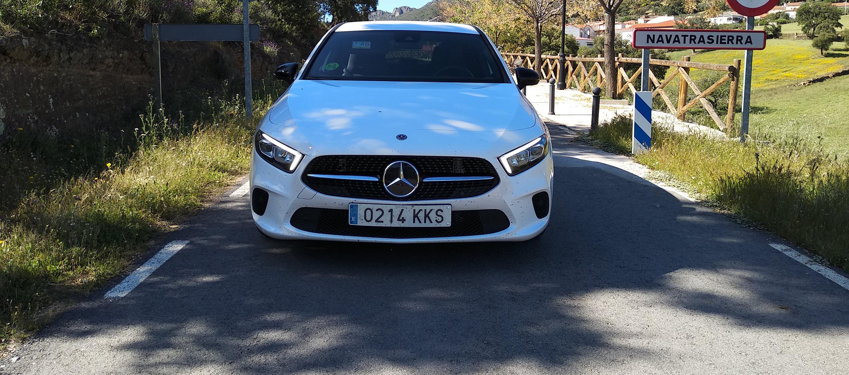 Clase A de Mercedes-Benz, protagonista en estomesuena
