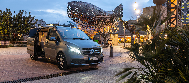 Mercedes-Benz Clase V, el monovolúmen de referencia se renueva