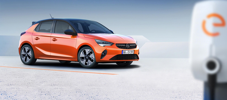 Nuevo Opel Corsa-e bajo costes de uso y mantenimiento