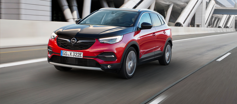 Opel Grandland X PHEV con tracción total. Lo nuevo de Opel