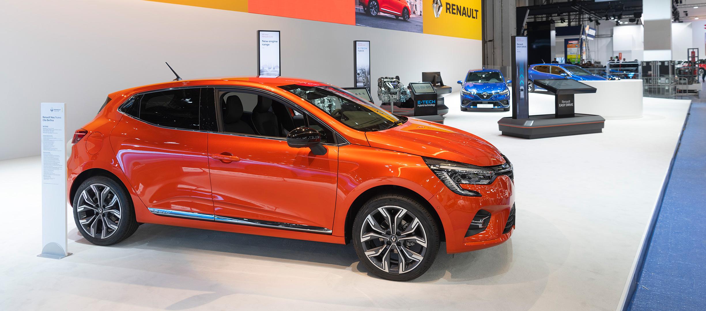 Automobile Barcelona 2019: Renault presenta la movilidad del futuro