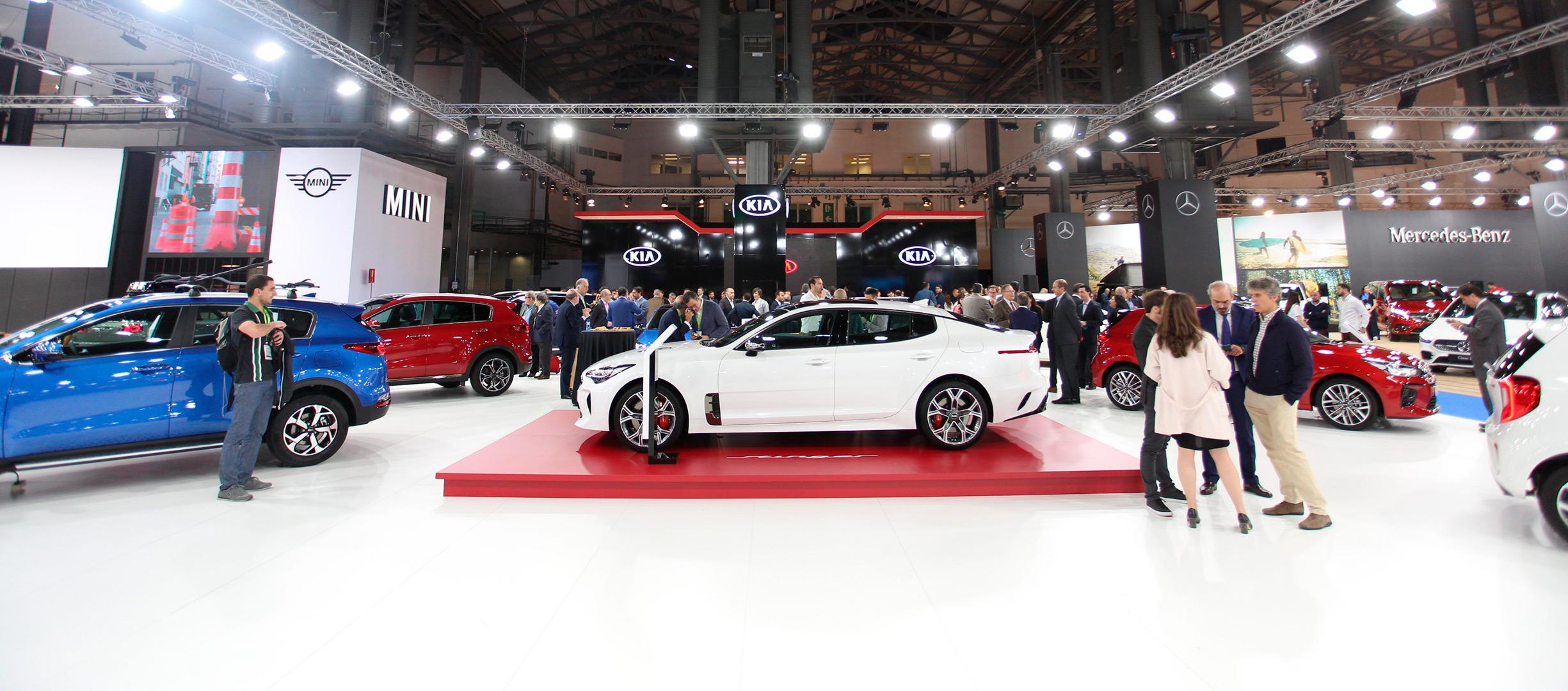 Automobile Barcelona 2019: KIA apuesta por la electrificación