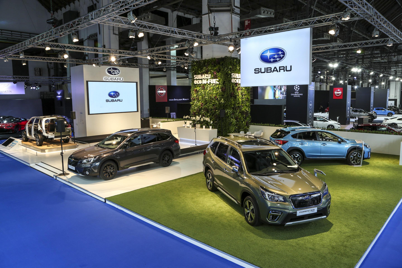 Automobile Barcelona 2019: Subaru estrena el Forester