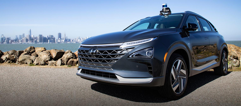 Aurora y Hyundai y KIA se alían en vehículos comerciales de conducción autónoma