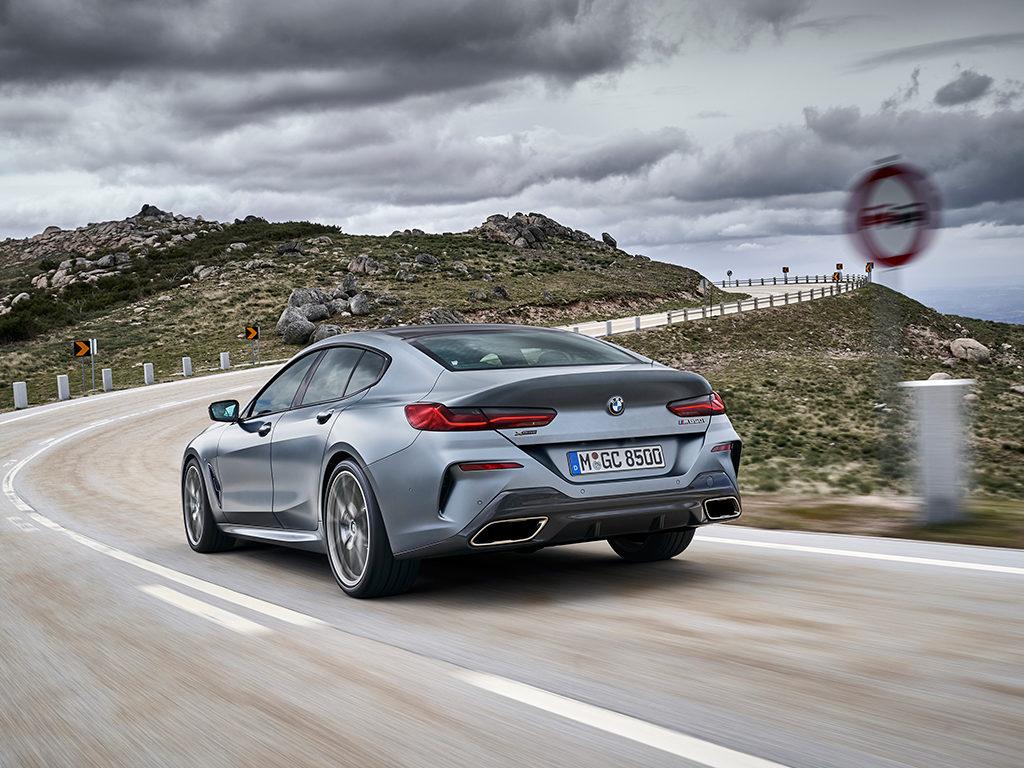 BMW Serie 8 Gran Coupé el deportivo de 4 puertas de BMW