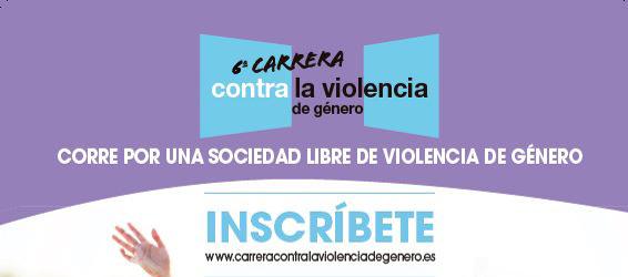 PSA principal patrocinador de la Carrera contra la Violencia de Género