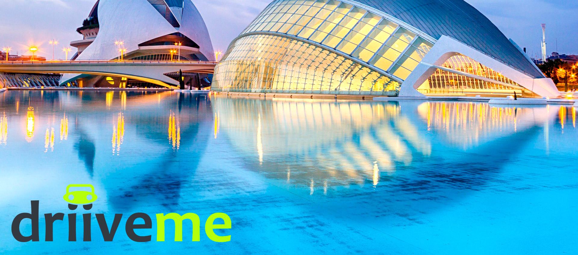 DriiveMe comunica el Levante con el Centro de España desde 1€