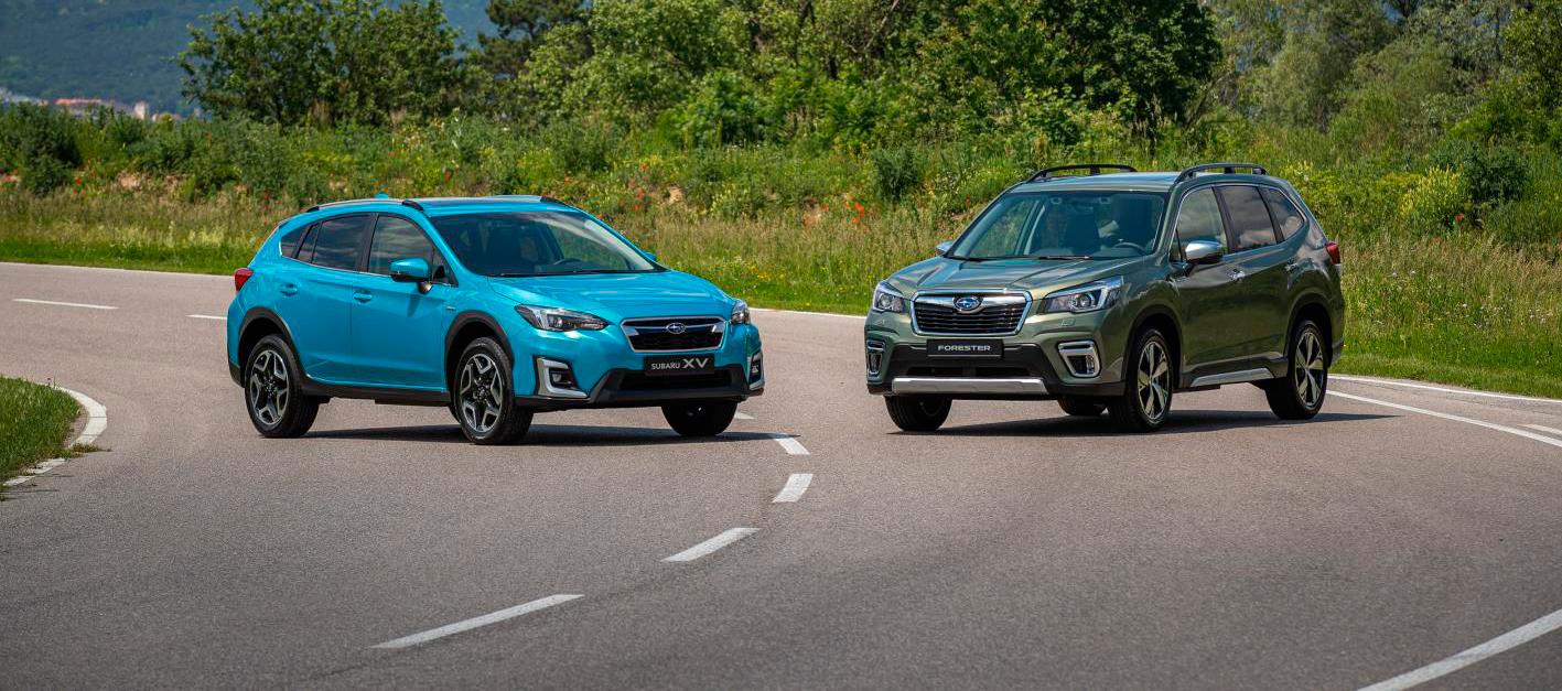 Precios de la gama Subaru ECO Hybrid