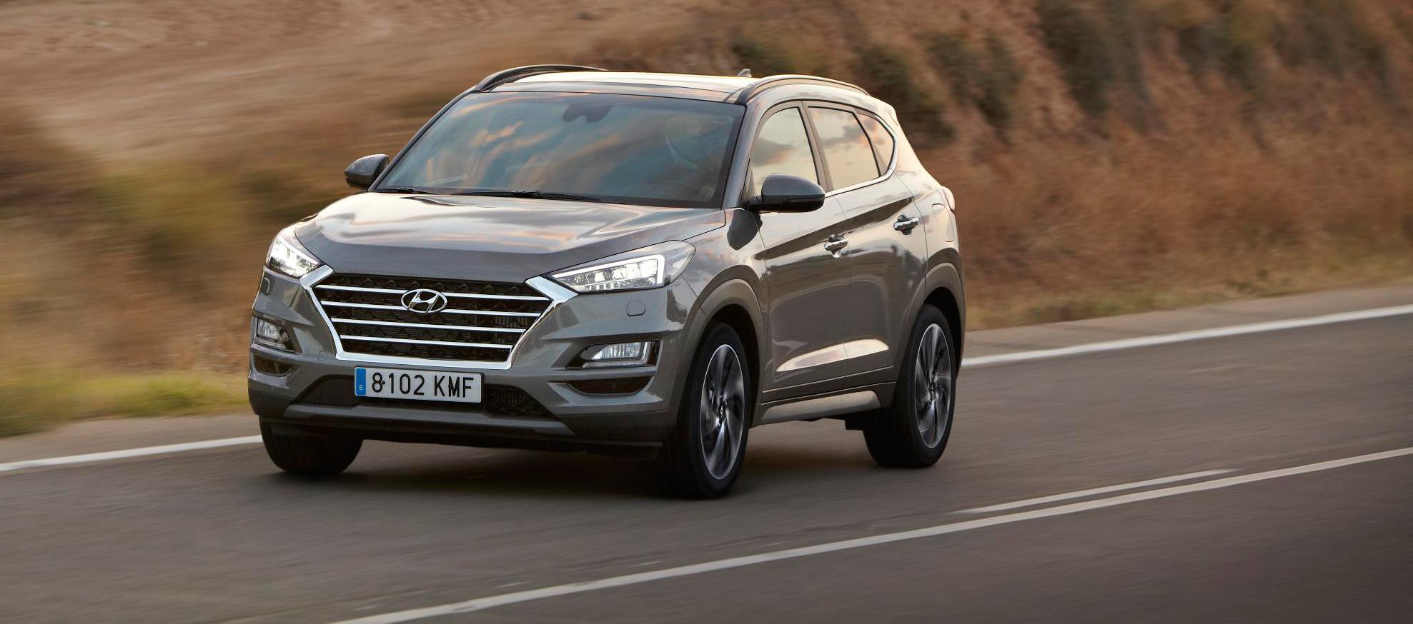 Hyundai Tucson Premio mejor coche familiar de importación 2019
