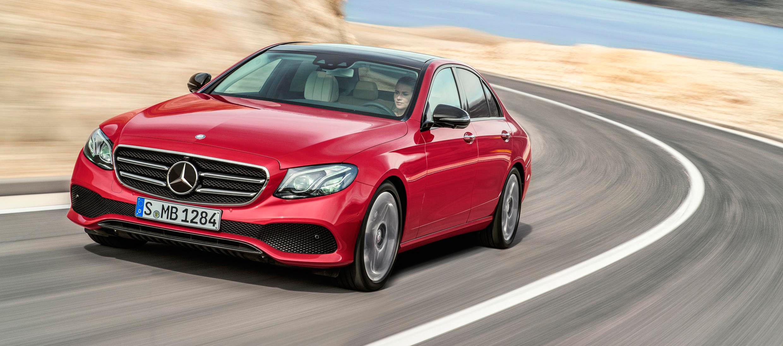 Mercedes-Benz Clase E, recibe nuevas motorizaciones